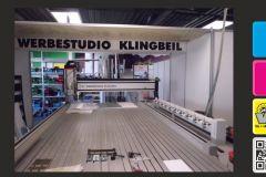 Unsere CNC - Anlage