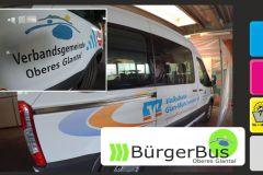 Bürgerbus der Verbandsgemeinde oberes Glantal